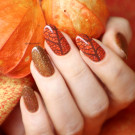 piCture pOlish Autumn (Autumn) (author - Nails and Cats)