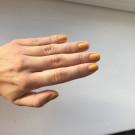 Bow Nail Polish Hive (author - findmenowhere)