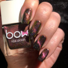 Bow Nail Polish Doomsday (holo) (author - Анастасия П.)