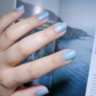Bow Nail Polish Feeling Good (author - ButterFinger)