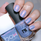 Bow Nail Polish Feeling Good (author - ButterFinger)