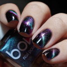 Bow Nail Polish Gravity (автор - Murka_vk_nails)