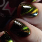 Bow Nail Polish Doomsday (author - Murka_vk_nails)