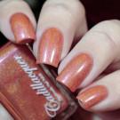 Cadillacquer Pumpkin (автор - Murka_vk_nails)