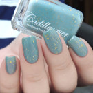 Cadillacquer Sent I November (author - Murka_vk_nails)