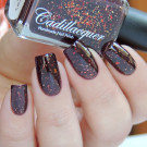 Cadillacquer Something's Falling (author - Murka_vk_nails)