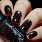 Cadillacquer The Monster (автор - Murka_vk_nails)