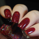 Cirque Colors Garnet (author - Murka_vk_nails)