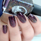 Enchanted Polish Colors of the Night (author - Murka_vk_nails)
