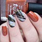 piCture pOlish Foxy (Foxy) (author - Murka_vk_nails)