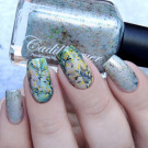 Cadillacquer I Only Miss Her When I'm Breathing (автор - Murka_vk_nails)