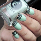 MoYou London Arabesque 09 (автор - Murka_vk_nails)