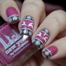 piCture pOlish Winter (Winter) (автор - Murka_vk_nails)