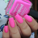 piCture pOlish Pinkie (author - Murka_vk_nails)