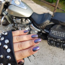 Picture Polish Aquiver (author - Murka_vk_nails)