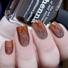 piCture pOlish Henna (author - Murka_vk_nails)