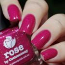 piCture pOlish Rose (Rose) (автор - Murka_vk_nails)