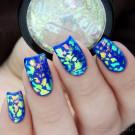 Whats Up Nails Блестки для дизайна Аврора (автор - Murka_vk_nails)
