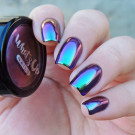 Whats Up Nails Пудра для дизайна Алхимия (автор - Murka_vk_nails)