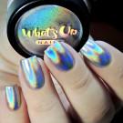 Whats Up Nails Пудра для дизайна Голография
