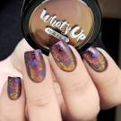 Whats Up Nails Пудра для дизайна Закат (author - Murka_vk_nails)