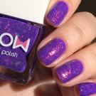 Bow Nail Polish Before the storm (author - olga.cht)