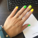 Cirque Colors Electric Daisy (LE) (author - polina_koroleva)