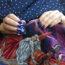 Enchanted Polish Opal Nectar (author - Марина@)