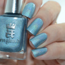 A-England Symphony In Blue And Silver (автор - My_forever_nails)