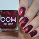 Bow Nail Polish All-seeing Eye (author - My_forever_nails)