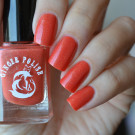 Ginger Polish Dance Rumba in Havana (автор - My_forever_nails)