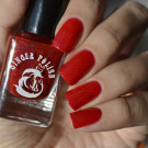 Ginger Polish Meet Sunrise in Tijuana (автор - My_forever_nails)