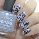 MoYou London Asia 01 (автор - My_forever_nails)