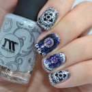 MoYou London Doodles 03 (автор - My_forever_nails)