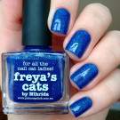 piCture pOlish Freya's Cats (автор - bloomella)