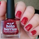 piCture pOlish Holo Berries (автор - bloomella)