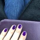 piCture pOlish Violet Femme (автор - LёLя)