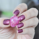 A-England Briar Rose (Sleeping Beauty) (автор - sibri_nails)
