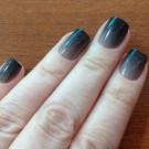 Bow Nail Polish Лак для ногтей с термоэффектом (черный) (author - Lana.Hikari)