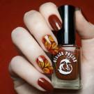 Ginger Polish Autumn Leaves (author - Lana.Hikari)
