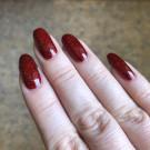Color Flecks Velvet Rose (author - Lizbeth)
