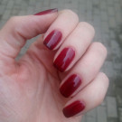 Cirque Colors Rothko Red (LE) (author - tear)