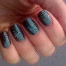 piCture pOlish Peacock (автор - tear)