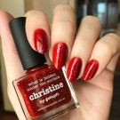 piCture pOlish Christine (Christine) (author - KaterinaGloomyFlower)