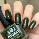 piCture pOlish Mossy (author - KaterinaGloomyFlower)