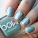 Bow Nail Polish Yes, Please (author - november_juliett)