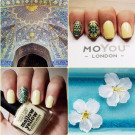 piCture pOlish Mellow Yellow (author - Рыжая)
