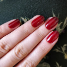 Cirque Colors Rothko Red (LE) (author - ardenta_nails)