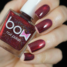 Bow Nail Polish All-seeing Eye (author - Vesennaya18)