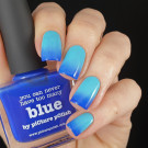 piCture pOlish Blue (author - Vesennaya18)
